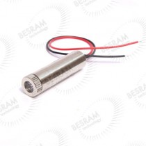12*35mm 80mW 445nm 450nm Blue Dot Line Cross Focusable Laser Module OSRAM LD