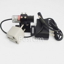 22*60mm Focusable 405nm 100mW 150mW DOT Laser Module