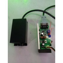 2W 532nm Green DPSS Solid Stated Laser Module TTL+Analog Stage Lighting