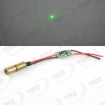 6.5mm 5mW-10mW 532nm Green DOT Laser Module for Laser Scope