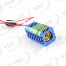 532nm 50mW Green DOT Laser Module for Locating with 12VDC Glass Lens