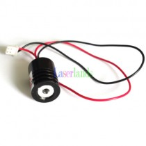 18*25mm 650nm 100mW Red Dot Laser Module no Driver Stage Lighting