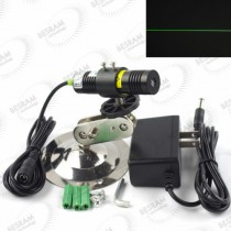 532nm 30mW Green Laser LINE cross Module for cutting