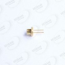 Mitsubishi ML129F27 CW 120mW Pulse 300mW 3.8mm 660nm Red Laser Diode 80 ℃