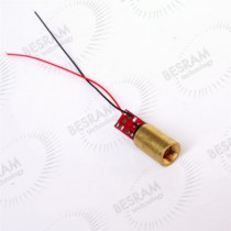 13*19mm 650nm 100mW Red DOT Laser Module 3.0VDC