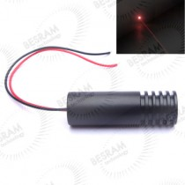 18*45mm 650nm 100mW 150mW Red Dot Focusable Laser Module