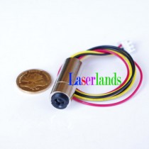 12*30mm 5mW 10mW 30mW 650nm Red Dot  Laser Module Focusable with TTL