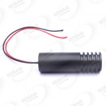 16*50mm 670nm 675nm 6mW Red Dot Laser Module 3.2VDC