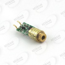 5pcs 8*26mm 650nm 1mW Red Dot Laser Module with Driver EU Standard
