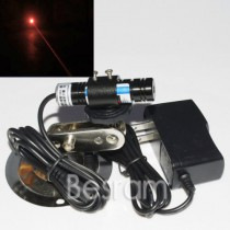 Focusable 648nm 650nm 100mW Red Laser DOT LINE CROSS Module Locator Cutter MITSUBISHI LD 16*65mm