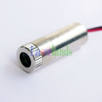 12*35mm 850nm 3.5mW 7mW 10mW 30mW 60mW Cross Focusable Laser Module