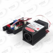 3258 100mW 450nm Blue Dot Laser Module analog TTL 12vdc