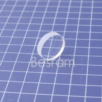Quartz 1064nm YAG Laser Protective Lens Windows for Laser Machines D=22.4mm-78mm