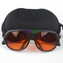 190-540nm UV Blue Green Laser Protective Goggles Safety Glasses CE OD4+ OD5+