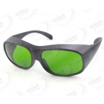 DTY-33 800nm-1700nm OD4+ 900nm-1100nm OD5+ Laser Protective Goggles Safety Glasses