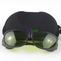 190-450nm&800-1100nm OD4+ Blue+IR Laser Protective Goggles Safety Glasses CE