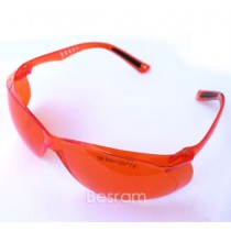 190nm-355nm-405nm-450nm-532nm-540nm OD4+ Green Laser Protective Goggles Glasses