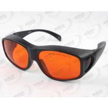 CE 200nm-355nm-405nm-445nm-532nm-540nm OD4+ Green Blue Laser Protective Glasses