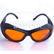 200nm-355nm-405nm-450nm-532nm-540nm OD4+ Green Laser Protective Goggles Glasses
