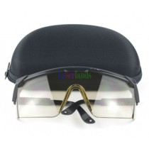 10.6um CO2 Laser Goggles Protective 10600nm OD5+ Eyewear Glasses Absorption CE EP-4-5