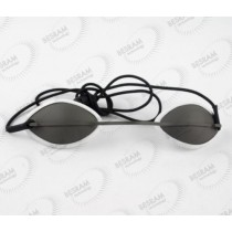 OD7+ Eyepatch Glasses Laser Protection Safety Goggles IPL Beauty Stainless steel