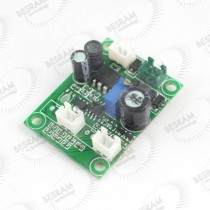 1W 445nm Laser Diode LD Driver Power Supply with TTL 12vdc