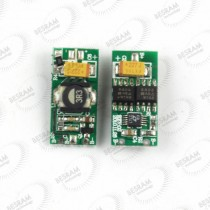1W 1.6-2W 3W 445nm/450nm/520nm Single-Cell Lithium Blue Boost Driver Circuit Board