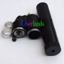 Adjustable Focusable Housing Case for Laser Pointer Torch Hunting DIY