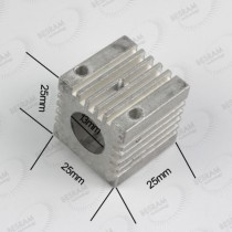 13mm Inner Diameter Heatsink Cooling Mount Holder