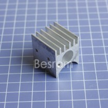 12mm Laser Diode Module Mount/Cooling/Holder Heatsink Heatsink (Mini Style)