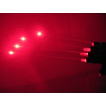 658nm 150mw-200mw Red Laser Glove Visible Beam