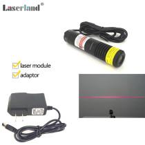22*100mm 648nm 650nm 50mW 100mW 200mW Red Line Laser Module