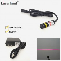 14*48mm 650nm 5mW 50mW 100mW 200mW Red Line Focusable Laser Module