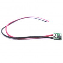 Constant Power Laser Diode Driver Board 650nm 635nm 780nm N Type Pin APC Patch Type