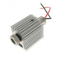 12*45 405nm Blue Line Laser Module with heat sink 850mW 5VDC Glass Lens