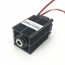 33*50mm 808nm IR Infrared Line Laser Module Focusable with Fan TTL Night vision lighting Locating multi-touch