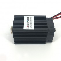 33*50mm 808nm IR Infrared Cross Laser Module Focusable with Fan TTL Night vision lighting Locating multi-touch