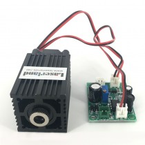 33*50mm 808nm IR Infrared Dot Laser Module Focusable with Fan TTL Night vision lighting Locating multi-touch