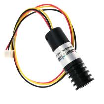 1665 980nm 150mW Infrared Dot Laser Module TTL 30khz dc5V