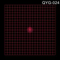 5pcs/pack DOE Diffractive Optical Elements Grating Lens Laser Light Grid 20x20