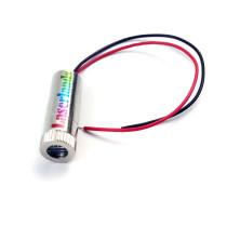 5pcs 12*35mm 635nm 3mW 5mW Red Cross Focusable Laser Module 3VDC