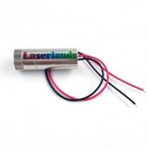 12*35mm 980nm 30mW 60mW Infrared Cross Focusable Laser Module