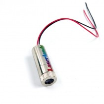 12*35mm 5mW-150mW 650nm Red Line Focusable Laser Module 5VDC