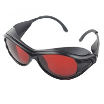 T-3G T3G 190-540nm&800-1100nm OD5+ Blue Green+IR Laser Protective Goggles Safety Glasses CE
