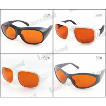 LP-GTY 200nm-532nm OD6+ 900n-1100nm OD5+ Laser Protective Goggles Safety Glasses