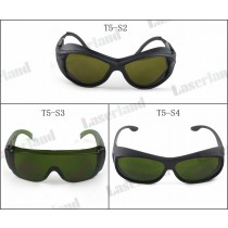 SK-5 850nm-980nm-1064nm OD4+ IR Infrared Laser Protective Goggles Safety Glasses CE