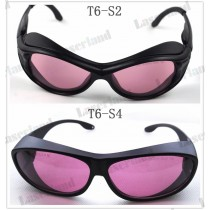 SK-6 780nm-808nm-840nm OD4+ IR Infrared Laser Protective Goggles Safety Glasses CE