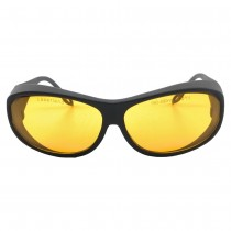 T-UB 190nm-490nm O.D4+ UV Blue Laser Protective Goggles Safety Glasses CE