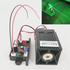 4060 530nm 200mw Green Diode Laser Module