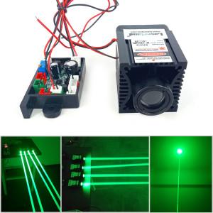 4065 530nm 200mw Fat Green Diode Laser Module